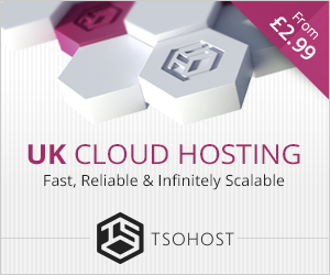 Check out TSOHost for reliable, affordable, UK-based cloud hosting