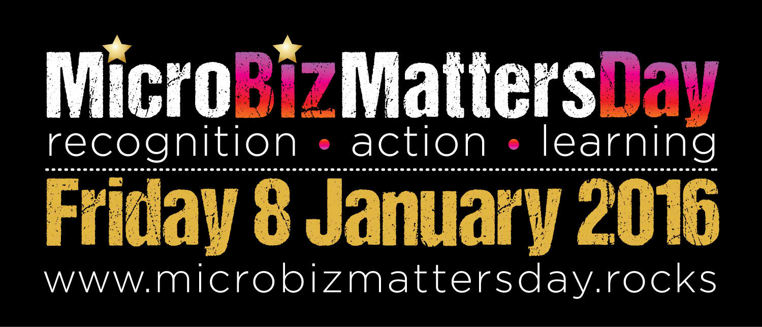 Why I'll Be Supporting #MicroBizMattersDay 2016