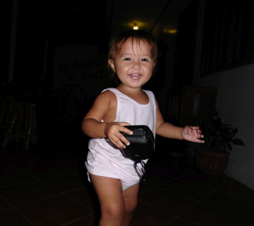 My daughter Jamis